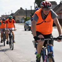 360 km na bicykli po Trnavskej diecéze