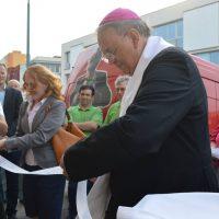 Otvorenie zrevitalizovaného centra OZ Samaria